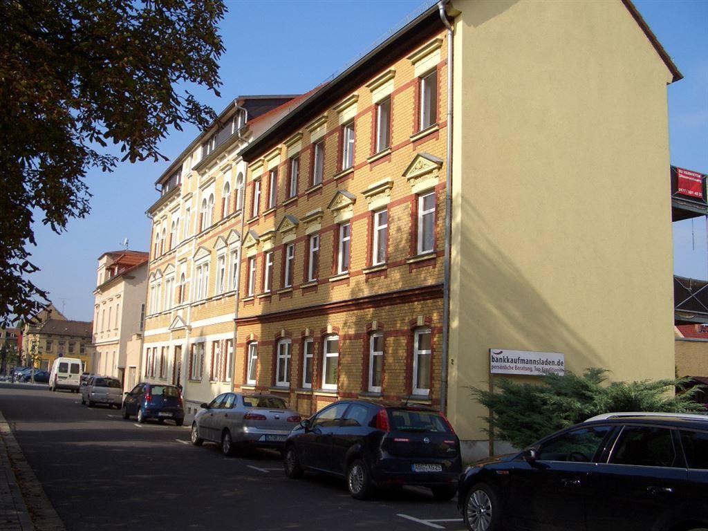 attraktives wohnen zentrumsnah in Meuselwitz mit Balkon und PKW Stellplatz