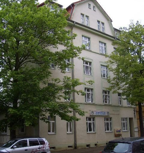 3 Raum Wohnung mit Balkon und Einbauküche in ruhiger Wohnlage in Altenburg