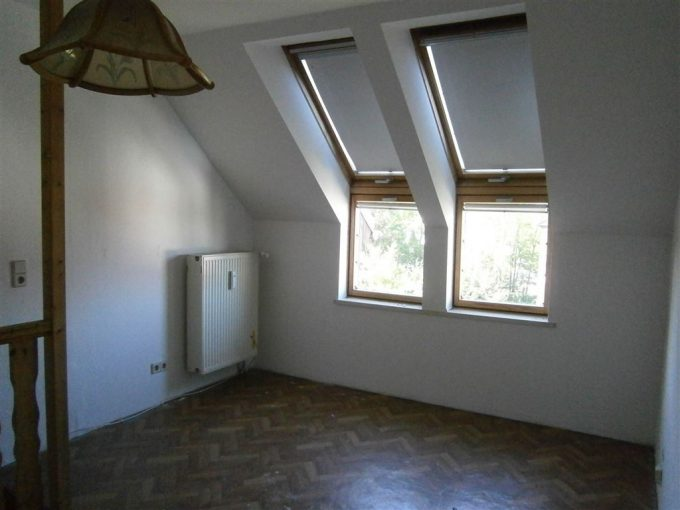 Platz für die kleine Familie – 3 Raum Wohnung auf zwei Etagen