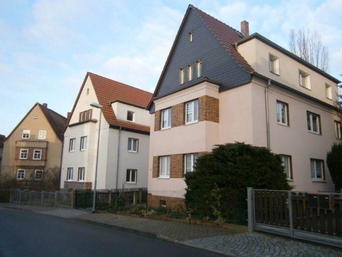 4 Raum-Dachgeschoss-Wohnung in Meuselwitz