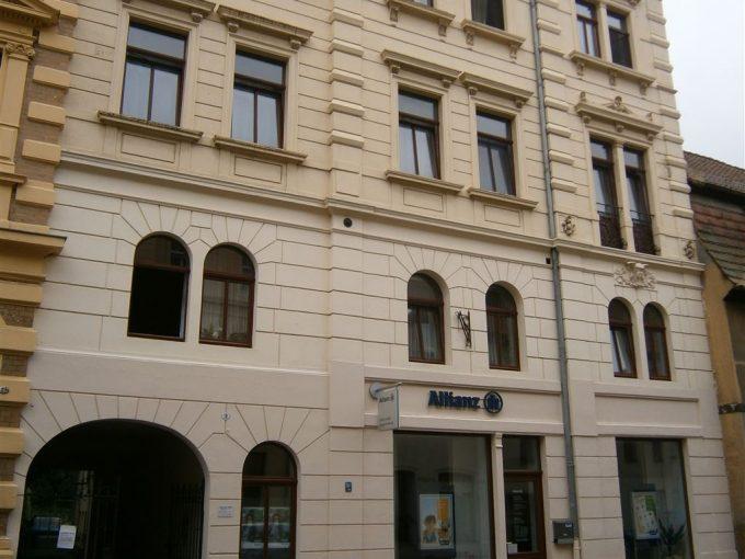 bezahlbare 3 Raum Wohnung in Altenburg zu vermieten