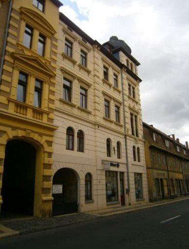 4-Zimmer-Wohnung ab sofort in Altenburg zu vermieten