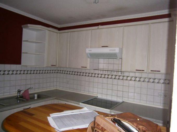 2 Raum Wohnung mit Balkon